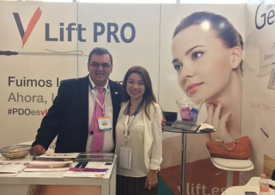 V Lift PRO Imcas Cancún 2017