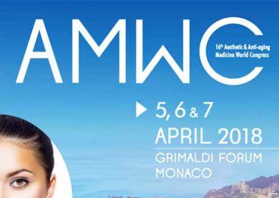 AMWC MONACO 2018