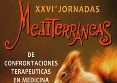 JORNADAS MEDITERRÁNEAS SITGES 2018